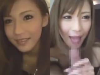 北川景子そっくり可愛い彼女とのエッチ動画が流出した素人SEX動画
