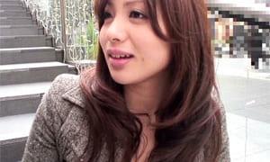 美人30代の読者モデル人妻をナンパしてハメ撮り中出しSEX動画