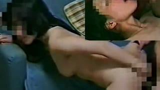 チンコが固いィーイクぅー絶頂した奥さんの素人投稿SEX動画