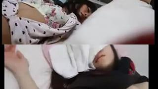 妹に睡眠薬を飲ませレイプした兄が撮影した近親相姦エロ動画流出