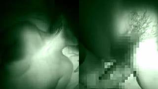 姉の部屋に夜這いに行ってレイプした近親相姦セックス動画が流出