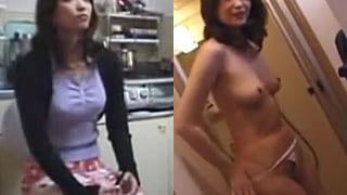デカチンを嬉しそうに舐め捲る巨乳なエロイ人妻の素人ナンパ動画