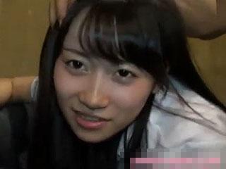 AKB大島優子のハメ撮りが流出かぁー似てる素人SEXエロ動画