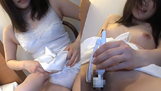 初めての電マSEXでガチイキ女子大生の素人ハメ撮りエロ動画