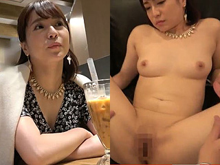 本物のセレブ美人妻をナンパして豪邸のお宅でセックスした動画