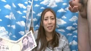太いチンコの気持ち良さに絶叫する人妻の素人ナンパSEX動画