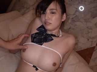 Gカップ美少女JKにコスプレさせてハメ撮りした個人撮影エロ動画