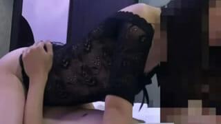 パートの人妻と肉体関係になっちゃった個人撮影した熟女セックス